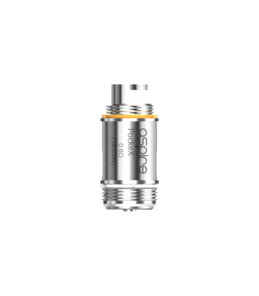 Aspire PockeX Coil 0,6 Ohm
