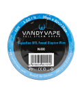 VandyVape Superfine MTL Fused Clapton Wire