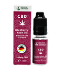 Breathe Organics CBD Blueberry Kush OG 10ml