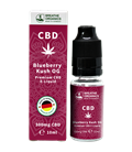 Breathe Organics CBD Blueberry Kush OG 10ml (300mg)