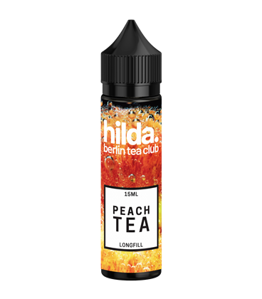 hilda. peach tea 15ml