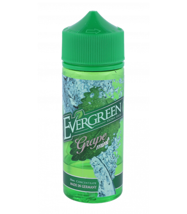Evergreen Grape Mint 30ml