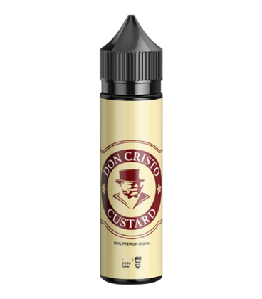 Don Christo by PGVG Labs Don Christo Custard 15ml