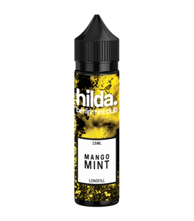 hilda. mango mint 15ml