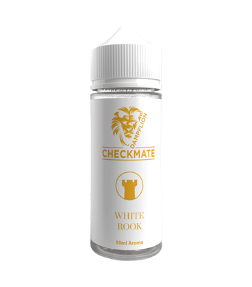 Dampflion Checkmate White Rook 10ml