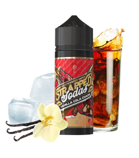 Strapped Sodas Vanilla Cola Chaos 30ml