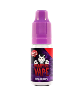 Vampire Vape Cool Red Lips 10ml