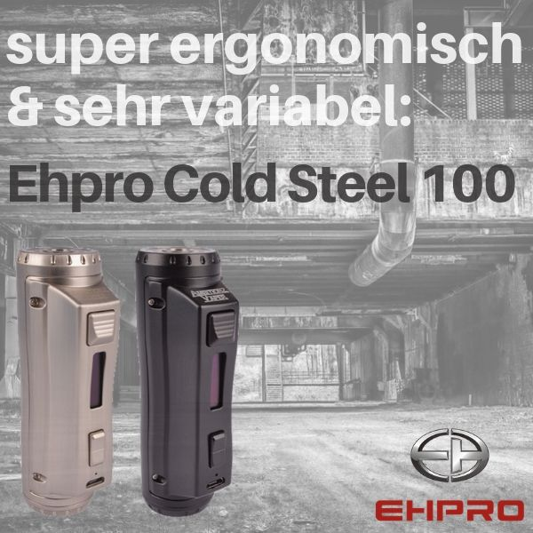 Ehpro Cold Steel 100