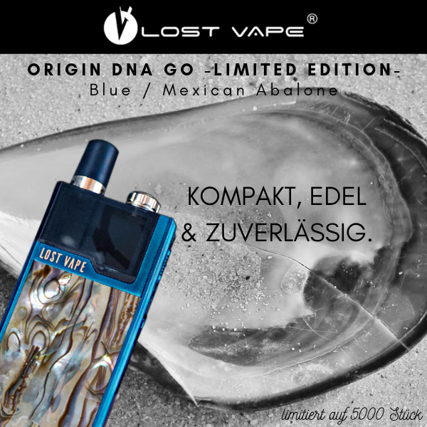 Lost Vape Origin DNA GO Limited Edition